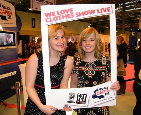 Clothes Show Live: Alright Shopaholics