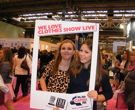 Clothes Show Live: Frame It