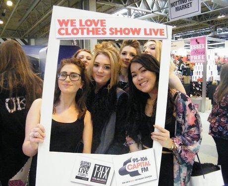 Clothes Show Live: Frame It