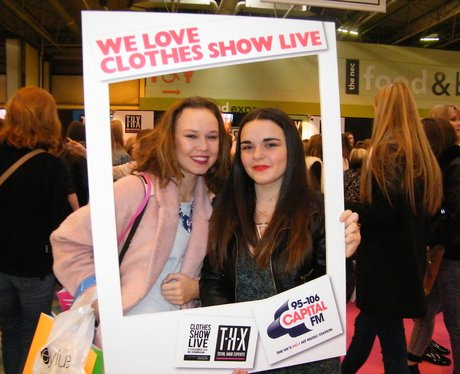 Clothes Show Live: Get Ready For The Hair Flick