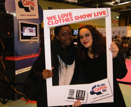 Clothes Show Live: Group Picture!