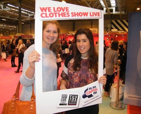Clothes Show Live: Pout It