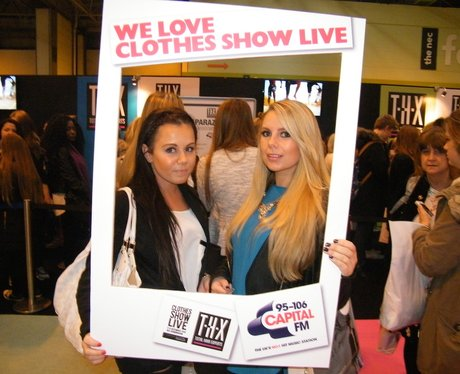 Clothes Show Live: Stirke A Pose