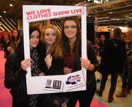Clothes Show Live: Stirke A Pose