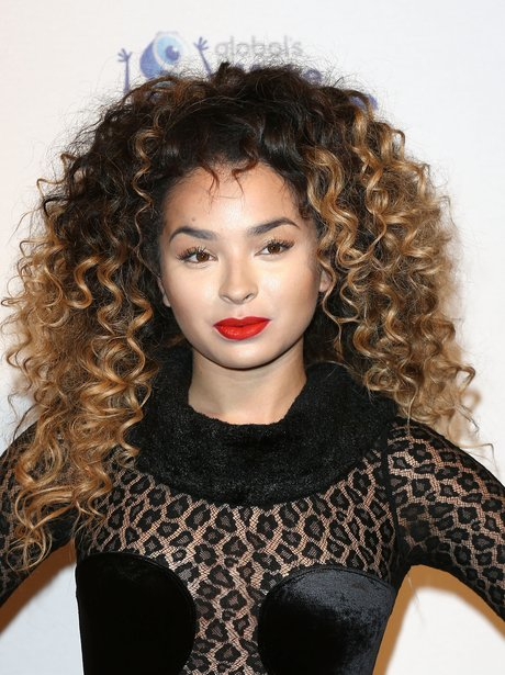 Ella Eyre Red Carpet Jingle Bell Ball 2014