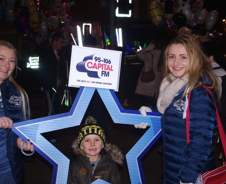 Hucknall Christmas Lights