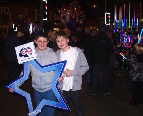 Hucknall Christmas Lights
