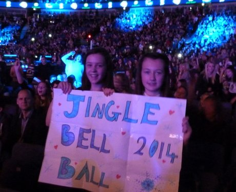 Jingle Bell Ball Sunday 2014: The Capital Street S