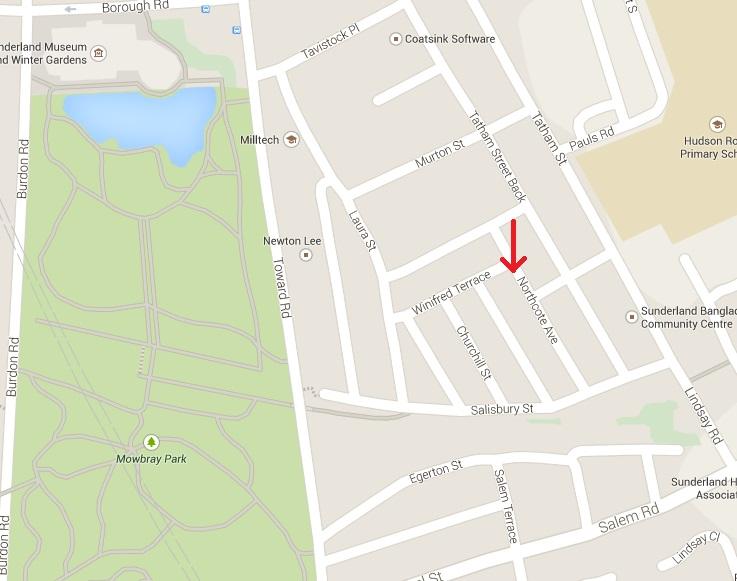 Northcote avenue hendon