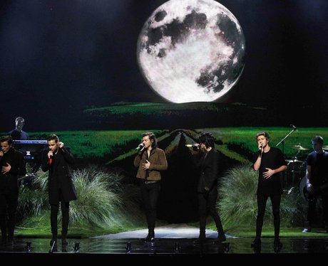 One Direction Royal Variety Performance 2014