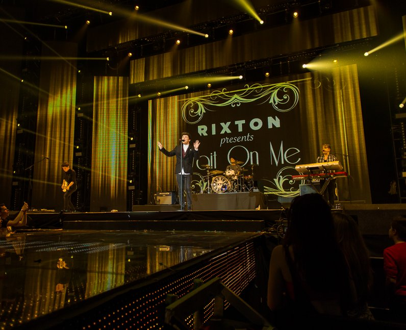 Rixton Jingle Bell Ball 2014