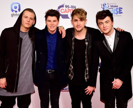 Rixton Red Carpet Jingle Bell Ball 2014