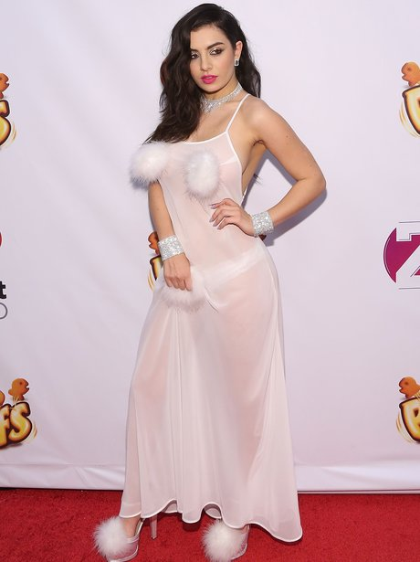 Charli XCX attends Z100's Jingle Ball at Madison