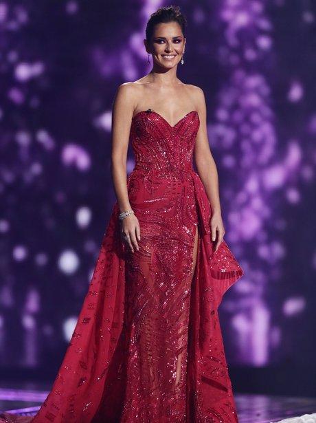 Cheryl X Factor Final 2014