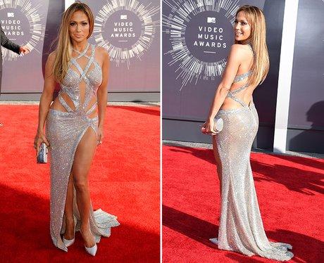 Jennifer Lopez VMA's 2014