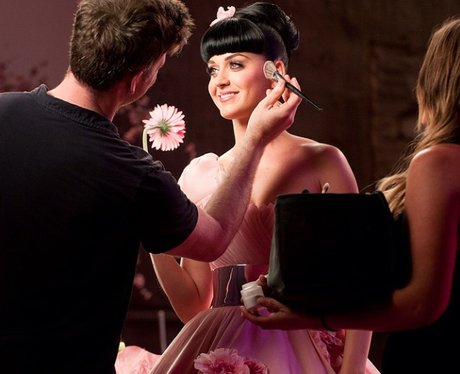 Katy Perry for Cover Girl