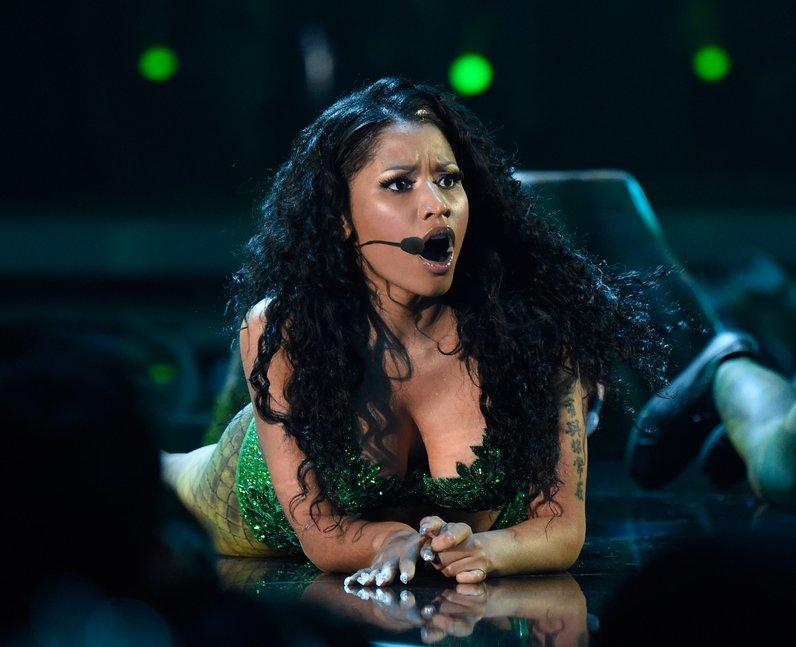 Nicki Minaj MTV VMAs 2014 Live