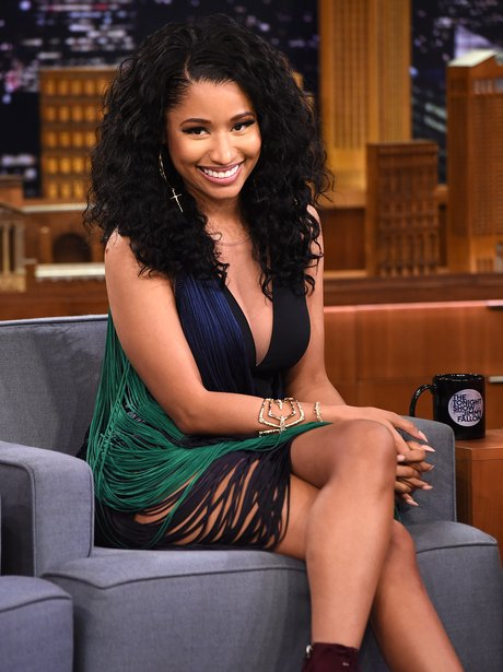 Nicki Minaj The Tonight Show