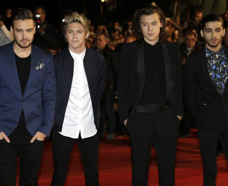 One Direction NRJ Music Awards 2014