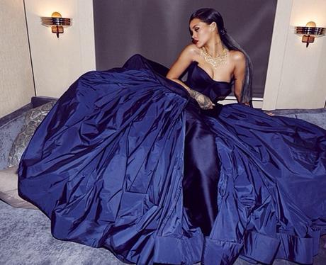 Rihanna diamond Ball 2014