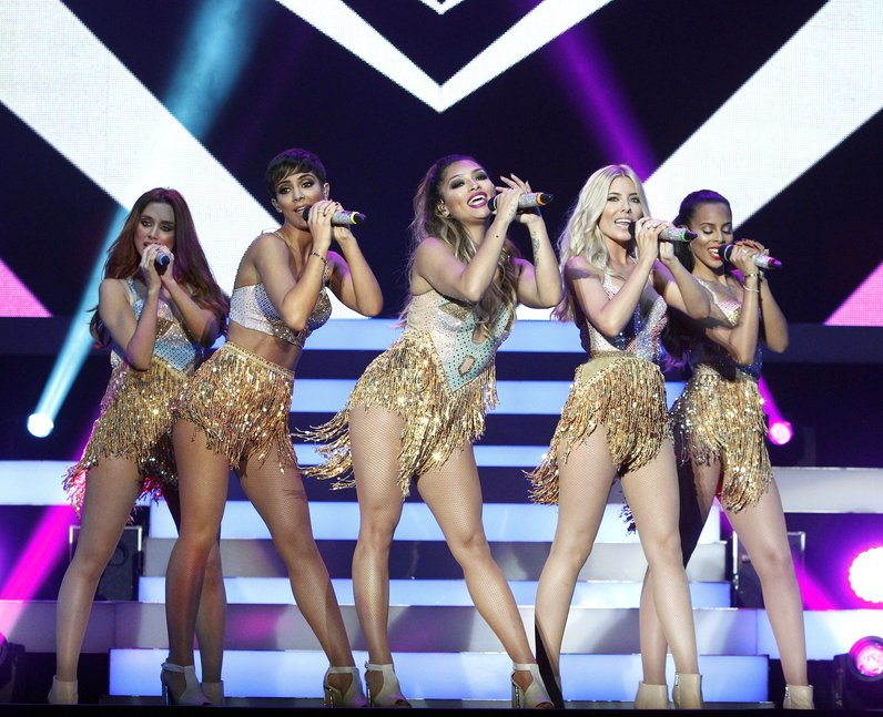 The Saturdays Greatest Hits Tour 2014