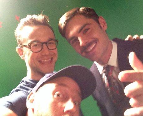 Zac Efron Moustache