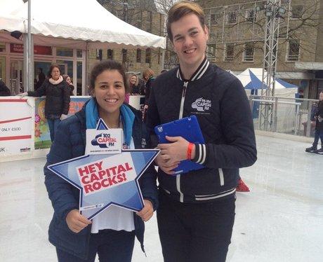 Bolton Ice Rink 21st December
