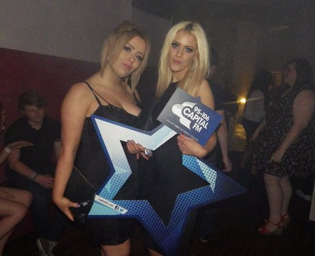 Club Capital - Tequila Wakefield 19th Dec 2014