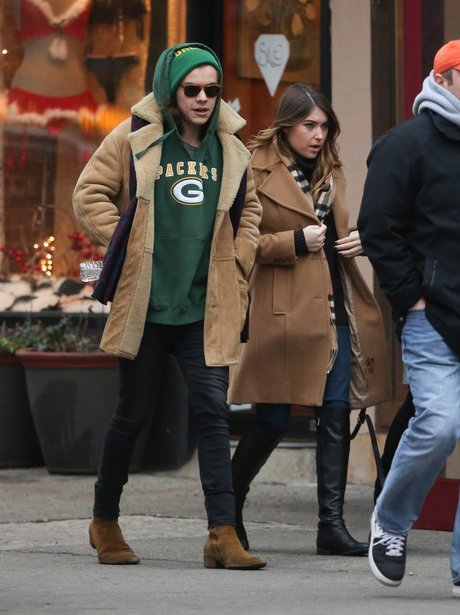 Harry Styles with female Friend