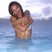Image 1: Beyonce in a hot tub