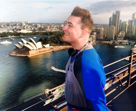 Sam Smith Holiday Sydney