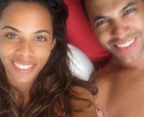 Rochelle and Marvin Holiday
