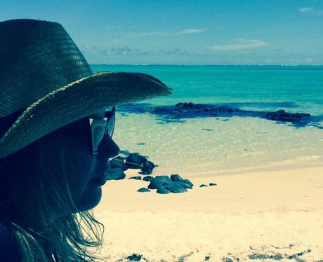 Ella Henderson Holiday Instagram
