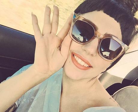 Lady Gaga 2015 Instagram