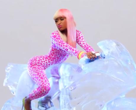 Nicki Minaj Super Bass
