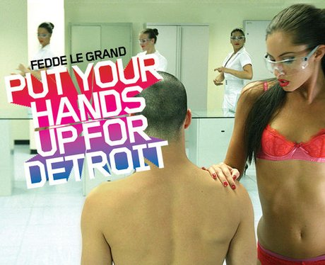 Put Your Hands Up For Detroit Fedde Le Grand