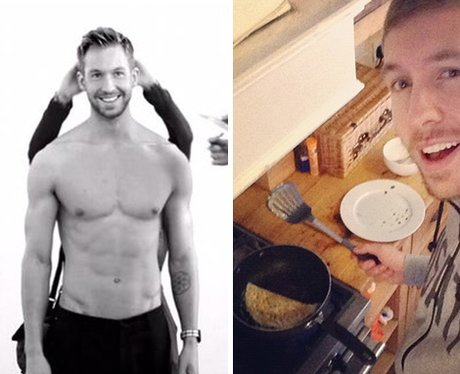 Calvin Harris Gym