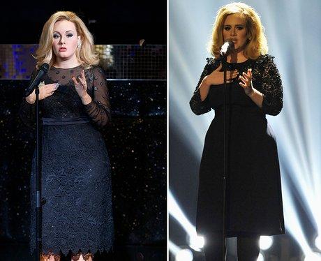 Celebrity Waxworks: Adele