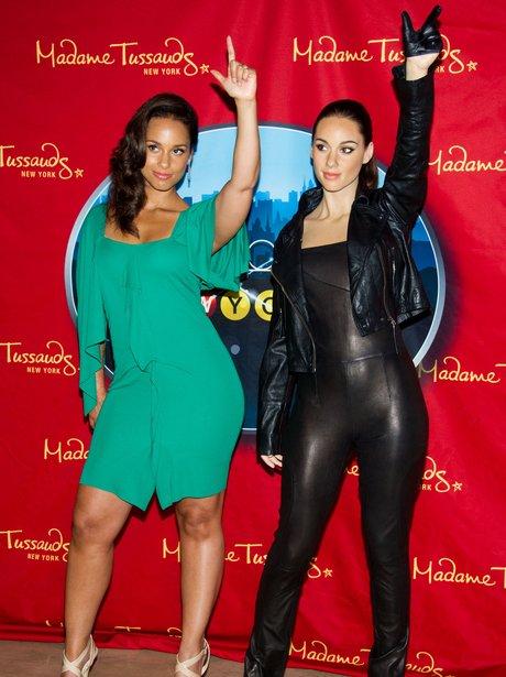 Celebrity Waxworks: Alicia Keys