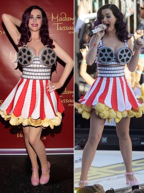 Celebrity Waxworks: Katy Perry