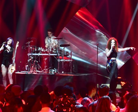 Clean Bandit and Jess Glynne BRIT Nominations