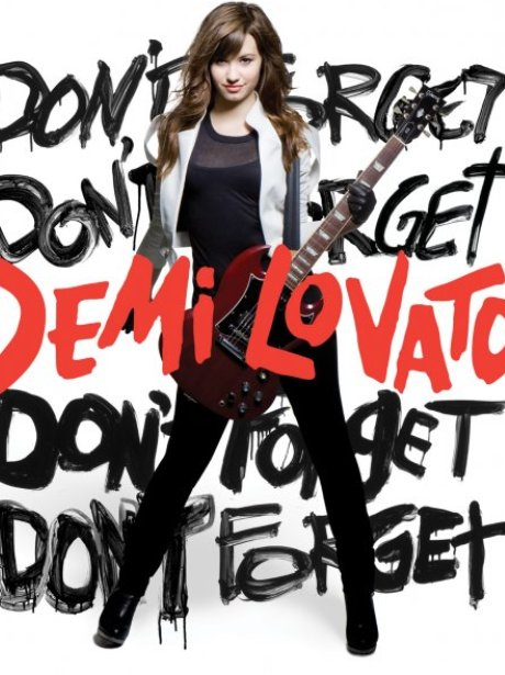 Demi Lovato First Facebook Picture
