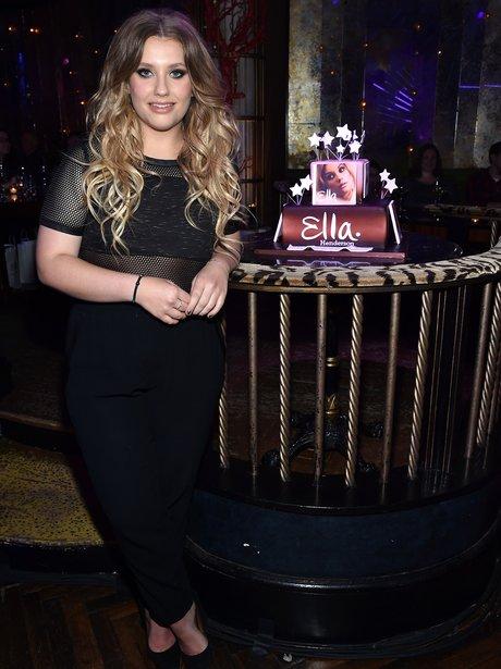 Ella Henderson album launch