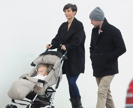 Frankie Sandford Pregnant with wayne and parker