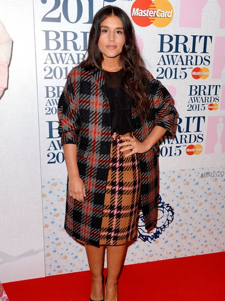 Jessie Ware BRIT Awards Nominations 2015