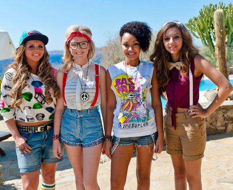Little Mix First Facebook Picture