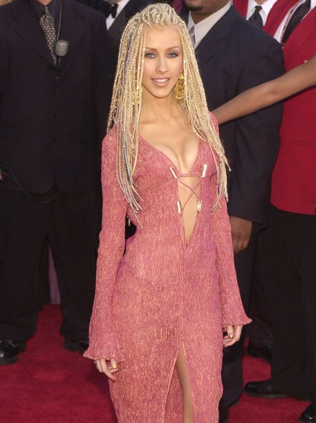 Christina Aguilera 2001 Grammy Awards