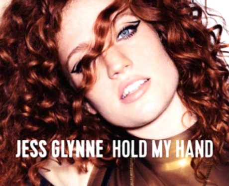 Jess Glynne Hold My Hand Single Artwork