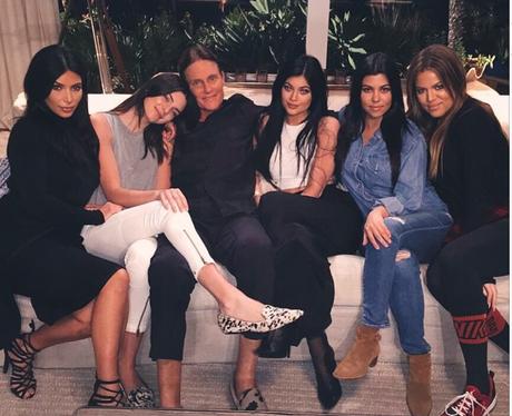 Kardashian selfie