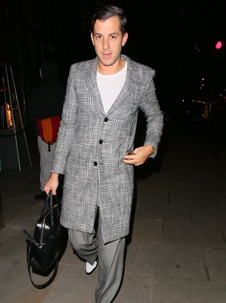 Mark Ronson in London